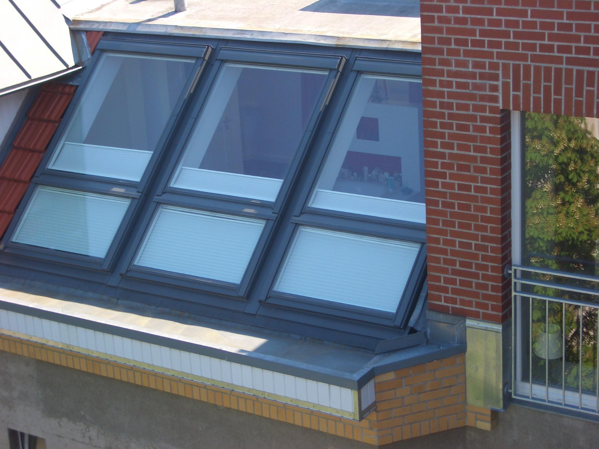 dachfenstereinbau - dachdeckerei gusek