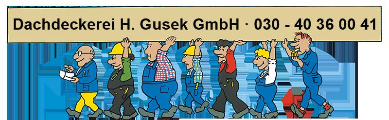 Dachdeckerei Gusek Logo